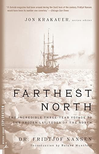 Farthest North 9780375754722
