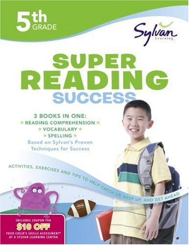Fifth Grade Super Reading Success 9780375430190