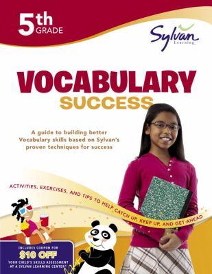 Fifth Grade Vocabulary Success 9780375430121