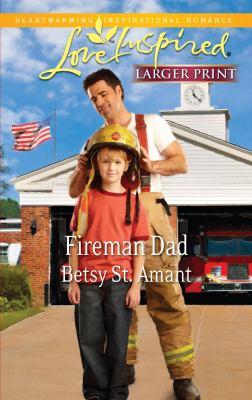 Fireman Dad 9780373815661