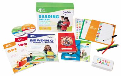 Fourth Grade Reading Success: Complete Learning Kit 9780375430091