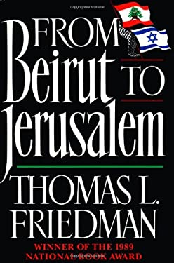 From Beirut to Jerusalem: Revised Edition 9780374158958