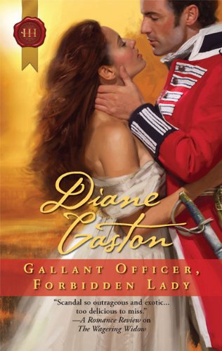 Gallant Officer, Forbidden Lady 9780373295722