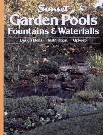 Garden Pools, Fountains and Waterfalls 9780376012258