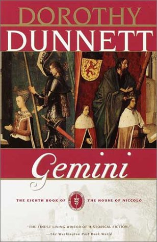 Gemini: The Eighth Book of the House of Niccolo 9780375708565