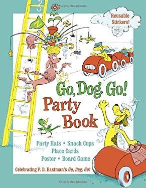 Go, Dog. Go! Party Book 9780375868016
