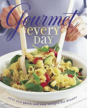 Gourmet Every Day 9780375504457