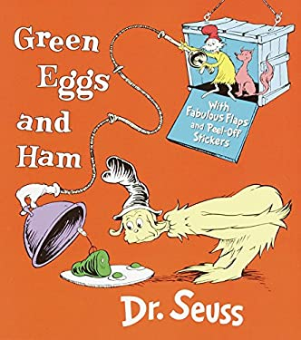 Green Eggs & Ham [With Stickers] 9780375810886