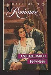 Harlequin Romance #3131: A Suitable Match 1071768