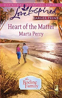 Heart of the Matter 9780373814558
