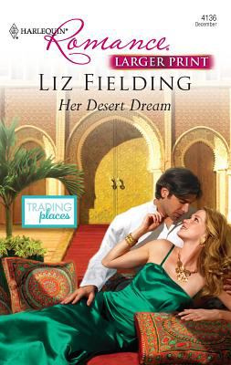 Her Desert Dream 9780373184828