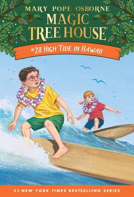 Magic Tree House #28: High Tide in Hawaii 9780375806162