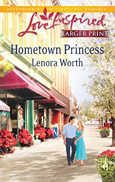Hometown Princess 9780373814756