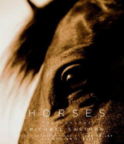 Horses: Photographs 9780375414688