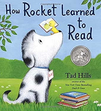 How Rocket Learned to Read 9780375858994