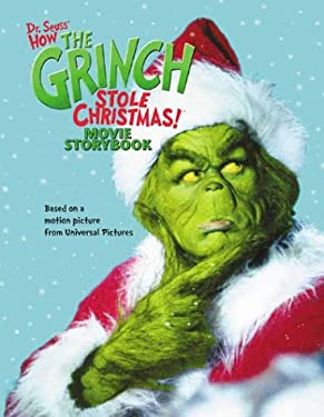 How the Grinch Stole Christmas! Movie Storybook by Clarinella Who ...