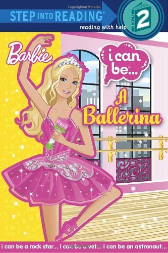 Barbie I Can Be... a Ballerina 9780375868399