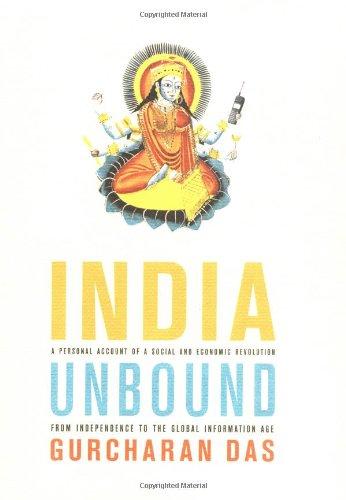 India Unbound 9780375411649