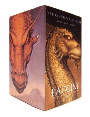 Inheritance Books 1-3 9780375846151