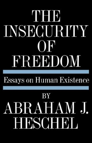 Insecurity of Freedom 9780374506087