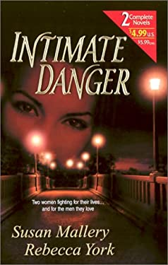 Intimate Danger: Tempting Faith/Shattered Vows 9780373217342