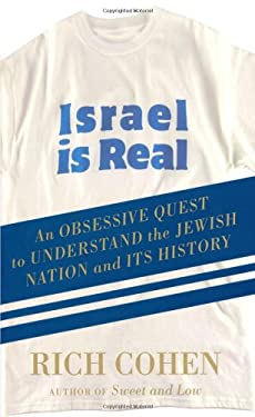 Israel Is Real 9780374177782