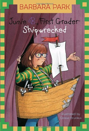Junie B., First Grader: Shipwrecked 9780375828058