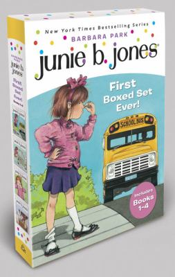 Junie B. Jones's First Boxed Set Ever! 9780375813610