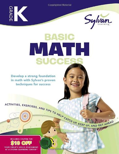 Kindergarten Basic Math Success 9780375430329
