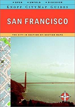 Knopf Citymap Guide: San Francisco 9780375709845