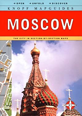 Knopf Mapguide: Moscow 9780375710865