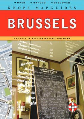 Knopf Mapguide: Brussels 9780375710896