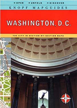 Knopf Mapguide Washington DC 9780375711237