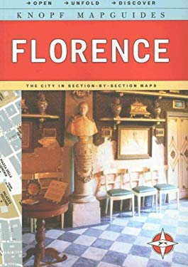 Knopf Mapguides Florence 9780375710933