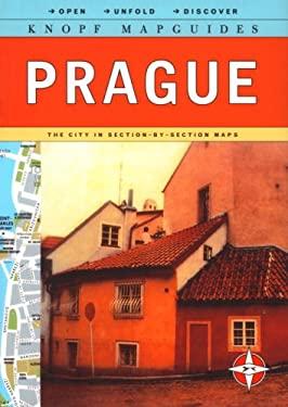 Knopf Mapguides Prague 9780375710995