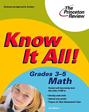 Know It All! Grades 3-5 Math
