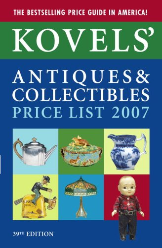 Kovels' Antiques & Collectibles Price List 9780375721854