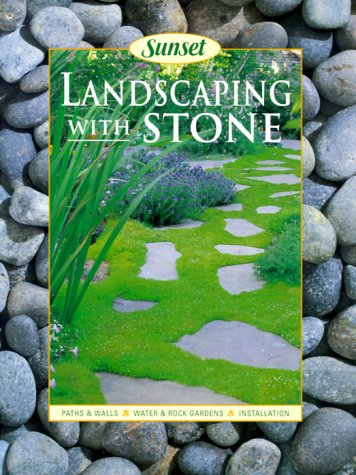 Landscaping with Stone: Rock Gardens, Paths & Stairs, Stone Retaining Walls 9780376034762