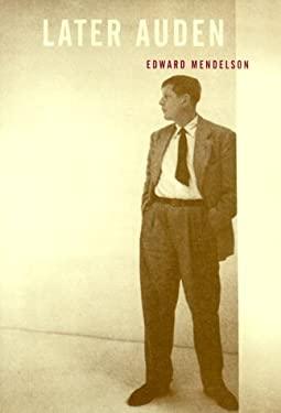 Later Auden