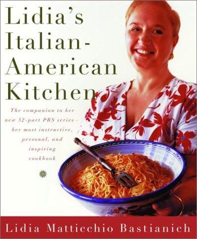 Lidia's Italian-American Kitchen 9780375411502
