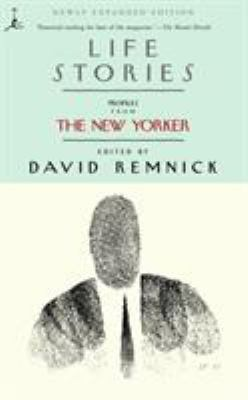 Life Stories: Profiles from the New Yorker 9780375757518
