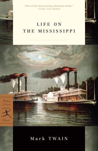 Life on the Mississippi 9780375759376