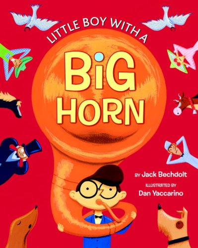 Little Boy with a Big Horn 9780375939037