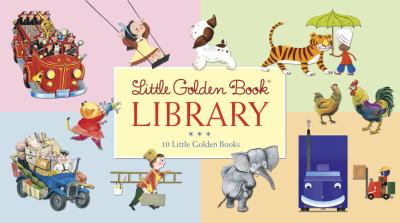 Little Golden Book Library 9780375851513