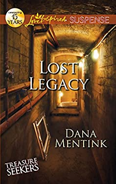 Lost Legacy 9780373444885