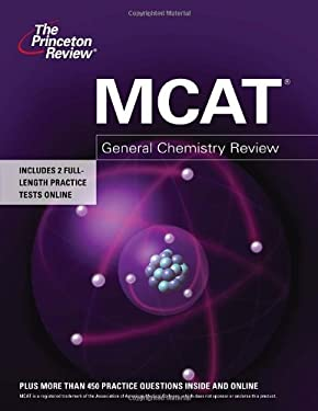 MCAT General Chemistry Review 9780375427947