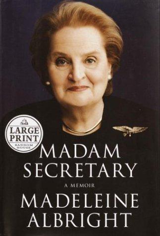 Madam Secretary 9780375432156
