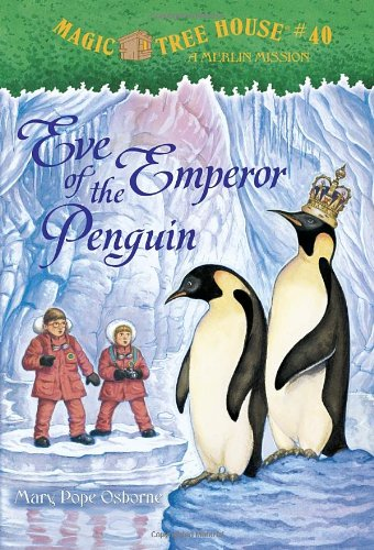 Eve of the Emperor Penguin: A Merlin Mission [With Sticker(s)]