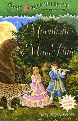 Moonlight on the Magic Flute 9780375856471