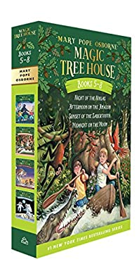 Magic Tree House #5-8 9780375822667
